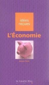 L'économie - Intérieur - Format classique