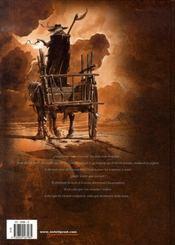 Les contes de l'Ankou t.3 ; au royaume des morts - 4ème de couverture - Format classique