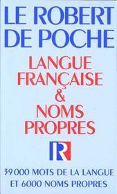 Robert De Poche - Intérieur - Format classique