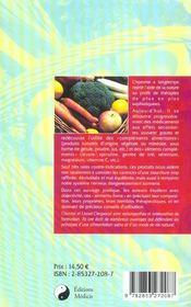 Les complements alimentaires - 4ème de couverture - Format classique