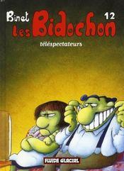 Les Bidochon t.12 ; téléspectateurs - Intérieur - Format classique