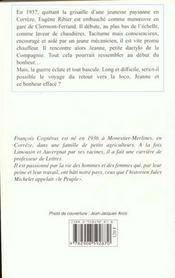 Compagnon Du Rail - 4ème de couverture - Format classique