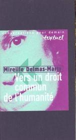 Vers un droit commun de l'humanité. entretien avec Philippe Petit - Intérieur - Format classique