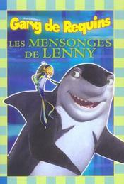 Gang De Requins ; Les Mensonges De Lenny - Intérieur - Format classique