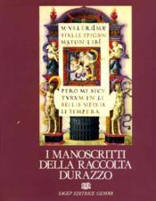 I manoscritti della raccolta Durazzo. – Puncuh, D., Ed – ACHETER OCCASION – 1979