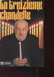 La Treizieme Chandelle - Couverture - Format classique