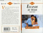 Escapade Au Texas - The Marriage Chase - Couverture - Format classique