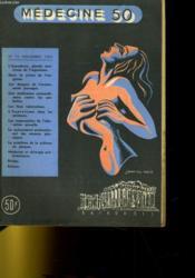 Medecine 50 N° 19 - Couverture - Format classique