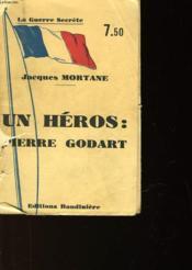 Un Heros Pierre Godart - Couverture - Format classique