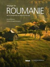 Voyage en Roumanie - Intérieur - Format classique