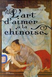 L'Art d'aimer à la chinoise - Intérieur - Format classique