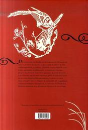 L'Art d'aimer à la chinoise - 4ème de couverture - Format classique