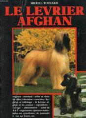 Le Levrier Afghan - Couverture - Format classique