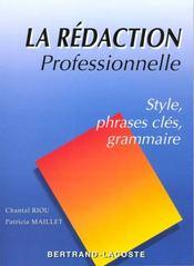 La Redaction Professionnelle - Intérieur - Format classique
