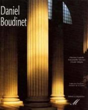 Daniel boudinet - Couverture - Format classique