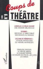 Coups De Theatre 9 - Couverture - Format classique