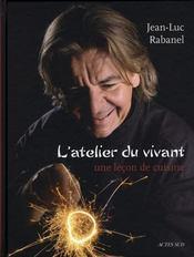 L'atelier de Jean-Luc Rabanel - Intérieur - Format classique