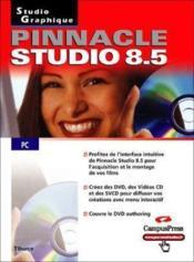 Pinnacle Studio 8.5 - Couverture - Format classique