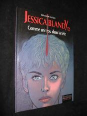 Jessica Blandy T.12; Comme Un Trou Dans La Tete - Couverture - Format classique
