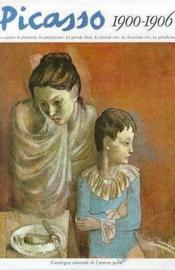 Picasso 1900-1906 - Couverture - Format classique