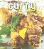 Curry Et Tandoori - Couverture - Format classique