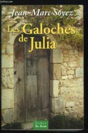 Les galoches de Julia - Couverture - Format classique