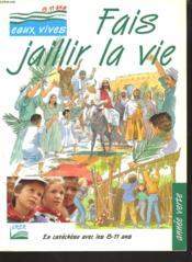 Eaux Vives : Fais Jaillir La Vie - Vert - Enfant - Couverture - Format classique