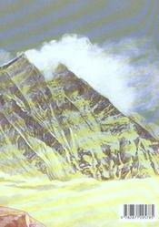 Le sommet des dieux t.1 - 4ème de couverture - Format classique
