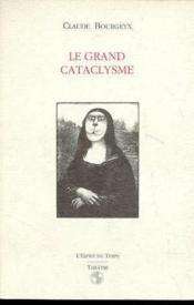 Grand Cataclysme (Le) - Couverture - Format classique