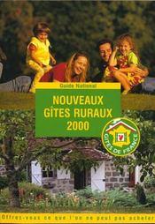 Nouveaux gîtes ruraux 2000 - Intérieur - Format classique