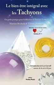 Avec Les Tachyons Un Guide D Utilisation De L Energie Tachyon - Intérieur - Format classique