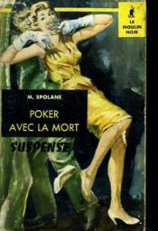 Poker Avec La Mort - Couverture - Format classique