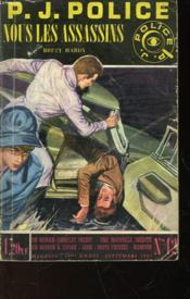 Nous Les Assassins- N°12 - Couverture - Format classique