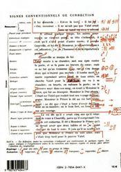Memento typographique - 4ème de couverture - Format classique