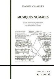 Musiques nomades - Couverture - Format classique
