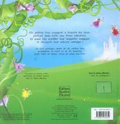 Dix petites fees - 4ème de couverture - Format classique