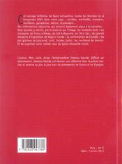 Corridas En France 2004 - 4ème de couverture - Format classique