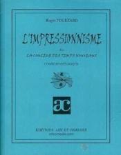 L'impressionnisme - Couverture - Format classique