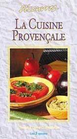 Decouvrez La Cuisine Provencale - Couverture - Format classique