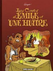 Les contes d'Emile et une huître - Intérieur - Format classique