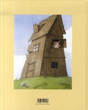 La véritable histoire des trois petits cochons - 4ème de couverture - Format classique