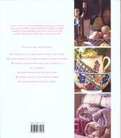 Secrets d'antan a la maison - 4ème de couverture - Format classique
