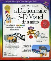 Dictionnaire 3d Visuel De La Micro - Couverture - Format classique
