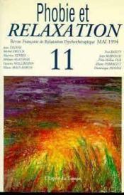 Rev Fran.Relax.Psy.11 94 Phobie Rel. - Couverture - Format classique