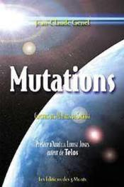 Mutations 1 - Conseils Des Maitres De Sagesse - Couverture - Format classique