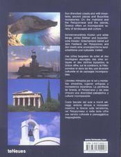 Greece - 4ème de couverture - Format classique