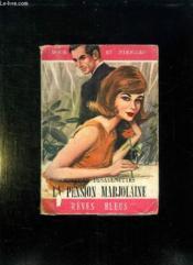 La Pension Marjolaine. - Couverture - Format classique
