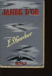 L'Aigle Noir - 6 - Jambe D'Or - Couverture - Format classique