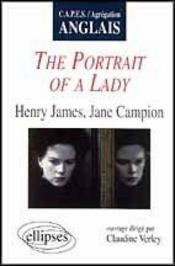 The Portrait Of A Lady Henry James Jane Campion Capes/Agregation Anglais - Intérieur - Format classique
