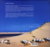 Le Maroc Saharien - 4ème de couverture - Format classique